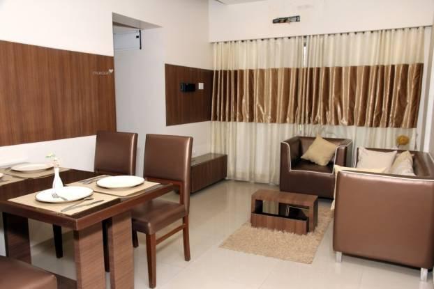 675 sqft, 1 bhk Apartment in Poonam Imperial Virar, Mumbai at Rs. 29.0000 Lacs