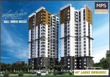 1129 sqft, 2 bhk Apartment in Builder Project Tripunithura, Ernakulam at Rs. 49.1115 Lacs