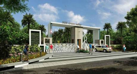 1200 sqft, Plot in NBR NBR Green Valley Bagalur, Bangalore at Rs. 9.5880 Lacs
