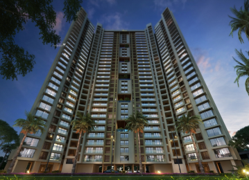 624 sqft, 1 bhk Apartment in Ram Pushpanjali Residency Phase III Thane West, Mumbai at Rs. 55.0000 Lacs