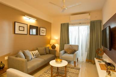 624 sqft, 1 bhk Apartment in Ram Pushpanjali Residency Phase III Villa Thane West, Mumbai at Rs. 55.0000 Lacs