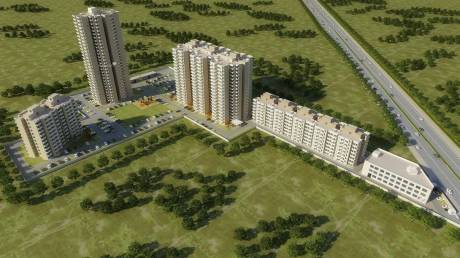 845 sqft, 3 bhk Apartment in OSB Expressway Towers Sector 109, Gurgaon at Rs. 32.4541 Lacs