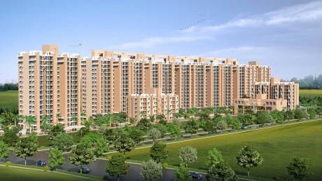 625 sqft, 2 bhk Apartment in MVN Athens Sector 5 Sohna, Gurgaon at Rs. 17.4541 Lacs