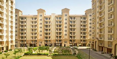 1450 sqft, 3 bhk Apartment in Emaar Palm Hills Sector 77, Gurgaon at Rs. 18000