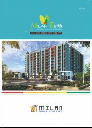 1090 sqft, 2 bhk Apartment in Milan Earth Raj Nagar Extension, Ghaziabad at Rs. 27.1900 Lacs