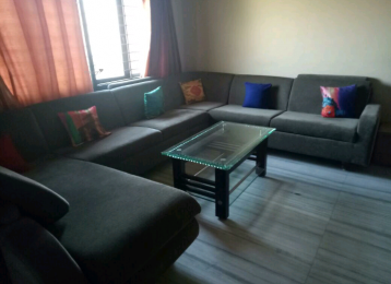 1900 sqft, 3 bhk Apartment in Builder Project Piplod, Surat at Rs. 22000