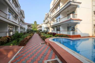 689 sqft, 1 bhk Apartment in Redrock Constructions LLP Elegance Siolim, Goa at Rs. 22000