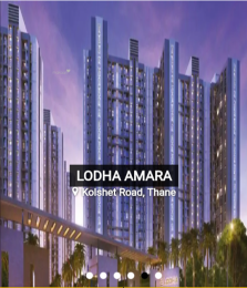 2652 sqft, 4 bhk Apartment in Lodha Sterling Thane West, Mumbai at Rs. 4.8000 Cr