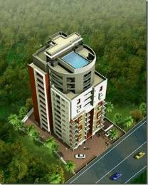 1400 sqft, 3 bhk Apartment in Chevron Royal Woods Apartments PTP Nagar, Trivandrum at Rs. 66.0000 Lacs