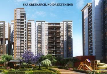 1220 sqft, 2 bhk Apartment in Builder SKA Greenarch Sector16B Noida Extn, Noida at Rs. 40.0000 Lacs