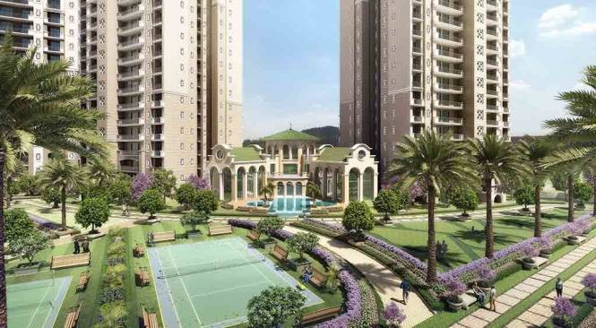 2350 sqft, 3 bhk Apartment in Builder ATS Green Picturesque Reprieves 3BHK Flat available for sale Sector 152, Noida at Rs. 1.1280 Cr