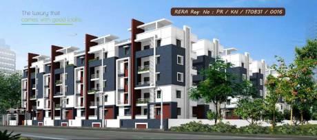 1120 sqft, 2 bhk Apartment in  Balaji Ashirvaad Elite Gottigere, Bangalore at Rs. 55.0000 Lacs