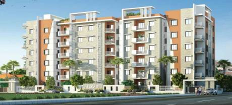 955 sqft, 2 bhk Apartment in MDVR Byrathi Residency Anagalapura Near Hennur Main Road, Bangalore at Rs. 38.0000 Lacs