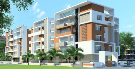 1102 sqft, 2 bhk Apartment in CMRS Lotus Whitefield Hope Farm Junction, Bangalore at Rs. 45.0000 Lacs