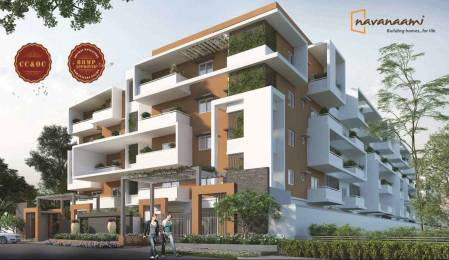 1050 sqft, 2 bhk Apartment in Builder navanaami platina Thanisandra Main Road, Bangalore at Rs. 39.0000 Lacs