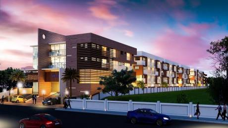 1009 sqft, 2 bhk Apartment in Infrany Trinity Electronic City Phase 1, Bangalore at Rs. 45.0000 Lacs