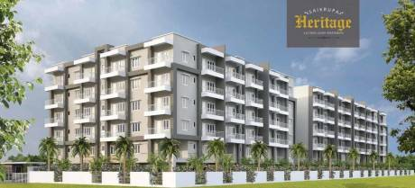 1070 sqft, 2 bhk Apartment in Builder sai krupa heritage Hennur, Bangalore at Rs. 50.0000 Lacs