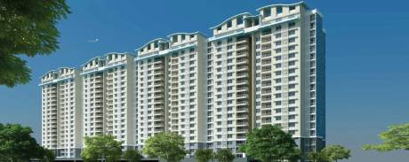 1232 sqft, 2 bhk Apartment in Builder beach wave Hennur Road, Bangalore at Rs. 95.0000 Lacs