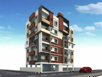 1250 sqft, 3 bhk Apartment in Builder KRISHNA presida Madhurawada, Visakhapatnam at Rs. 40.0000 Lacs