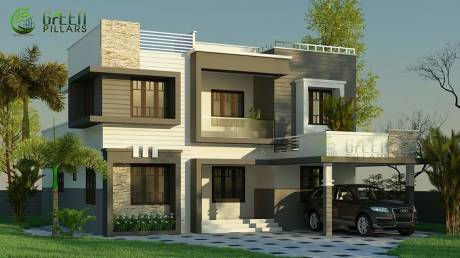 1400 sqft, 3 bhk IndependentHouse in Builder Green Pillars Designers and Builders Mannanthala, Trivandrum at Rs. 55.0000 Lacs
