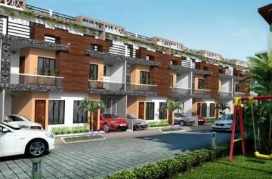 1600 sqft, 3 bhk Villa in Renowned Lotus Sristhi Crossing Republik, Ghaziabad at Rs. 70.0000 Lacs