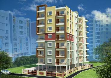 1176 sqft, 3 bhk Apartment in Builder Swapno Nir Arrah Kalinagar, Durgapur at Rs. 16.8756 Lacs