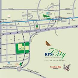 220 sqft, 1 bhk Apartment in RPS Savana Sector 88, Faridabad at Rs. 6.0000 Lacs
