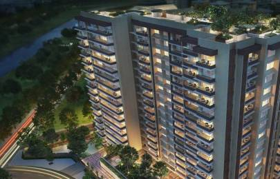 608 sqft, 1 bhk Apartment in Kalpataru Launch Code Expansia Thane West, Mumbai at Rs. 86.0000 Lacs