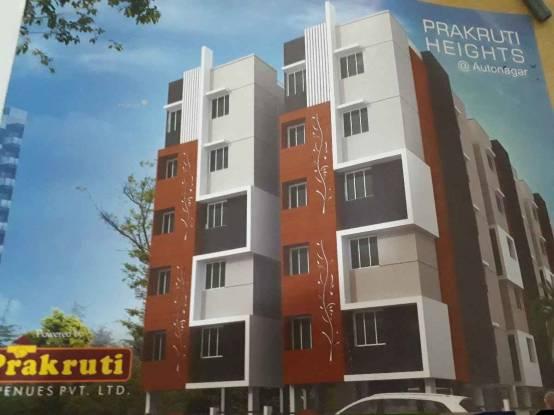 950 sqft, 2 bhk Apartment in Builder PRAKRUTI HEIGHTS Auto Nagar, Visakhapatnam at Rs. 27.0000 Lacs