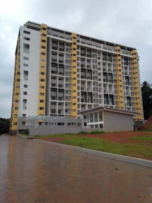 1384 sqft, 2 bhk Apartment in Builder Mangalore Junction Padil, Mangalore at Rs. 46.3640 Lacs