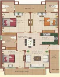 1860 sqft, 3 bhk Apartment in Aura Avenue Bhago Majra, Mohali at Rs. 38.0000 Lacs