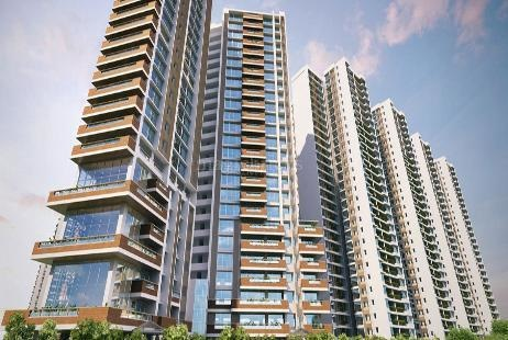 843 sqft, 2 bhk Apartment in Wadhwa Promenade The Address Ghatkopar West, Mumbai at Rs. 43000