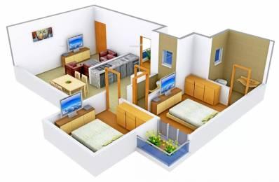 1167 sqft, 2 bhk Apartment in Ganesh Malabar County Near Nirma University On SG Highway, Ahmedabad at Rs. 11500