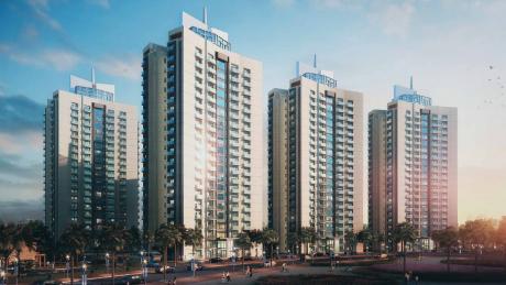 1800 sqft, 3 bhk Apartment in Shalimar Oneworld Vista gomti nagar extension, Lucknow at Rs. 64.4000 Lacs