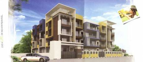 1095 sqft, 2 bhk Apartment in Builder Nava akshya Doddanekundi, Bangalore at Rs. 47.0850 Lacs