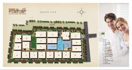 1120 sqft, 2 bhk Apartment in Builder Vaishnavi Malhar Horamavu, Bangalore at Rs. 52.3000 Lacs