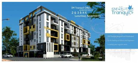 1451 sqft, 3 bhk Apartment in AR SM Tranquil Whitefield Hope Farm Junction, Bangalore at Rs. 56.7850 Lacs