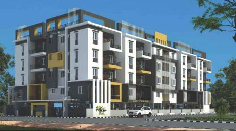 1080 sqft, 2 bhk Apartment in AR Tulips Doddanekundi, Bangalore at Rs. 49.0200 Lacs