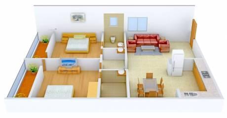 1075 sqft, 2 bhk Apartment in AR SM Signature Horamavu, Bangalore at Rs. 60.4500 Lacs
