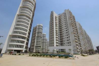 2200 sqft, 3 bhk Apartment in Emaar Palm Drive Sector 66, Gurgaon at Rs. 45000