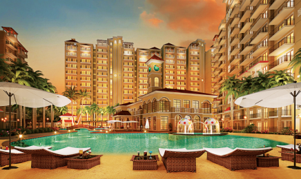 1000 sqft, 1 bhk Apartment in CHD Resortico Sector 34 Sohna, Gurgaon at Rs. 45.0000 Lacs