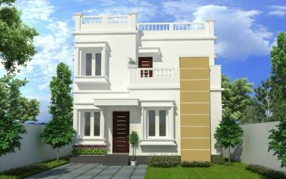 1307 sqft, 2 bhk Villa in Chathamkulam Rail City Pudussery Central, Palakkad at Rs. 18.0000 Lacs