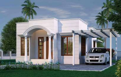 1304 sqft, 2 bhk Villa in Chathamkulam Rail City Pudussery Central, Palakkad at Rs. 18.0000 Lacs