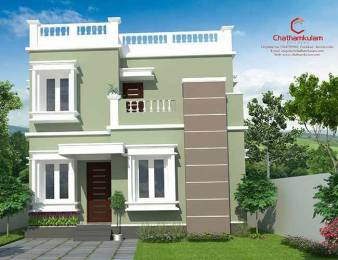 650 sqft, 2 bhk Villa in Chathamkulam Rail City Pudussery Central, Palakkad at Rs. 18.0000 Lacs