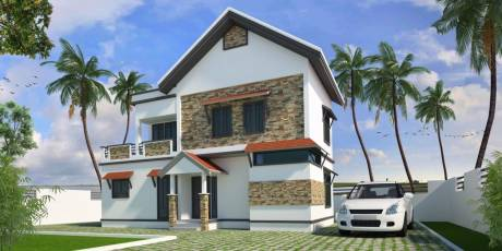 750 sqft, 2 bhk Villa in Chathamkulam Builders Temple Park Koottupaatha, Palakkad at Rs. 30.0000 Lacs
