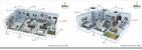 945 sqft, 2 bhk Apartment in Builder Project Beltarodi, Nagpur at Rs. 29.2950 Lacs