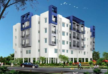 1215 sqft, 2 bhk Apartment in Confident Sagitta Sarjapur, Bangalore at Rs. 44.0000 Lacs