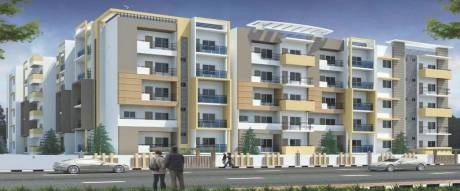 1130 sqft, 2 bhk Apartment in Purvi Pride Varthur, Bangalore at Rs. 50.0000 Lacs