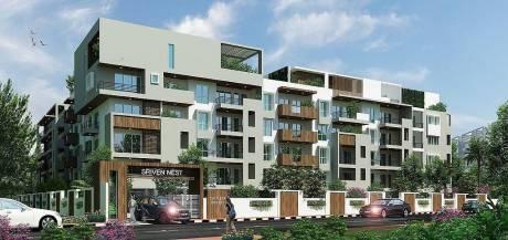 1120 sqft, 2 bhk Apartment in Cattleya Sriven Nest Varthur, Bangalore at Rs. 45.0000 Lacs