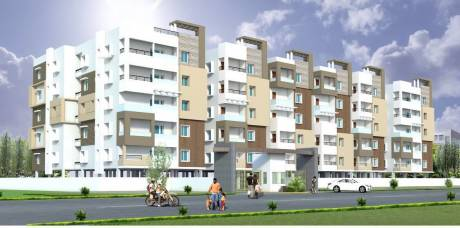 1177 sqft, 2 bhk Apartment in Sree Vishnu Builders Prudhvi Enclave ramavarappadu, Vijayawada at Rs. 41.1950 Lacs